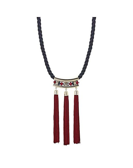 517x650 Mood Multi Tassel Rope Necklace Fashion World Jewelry
