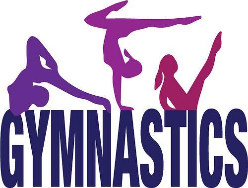 500x381 Gymnastics Cricut, Gymnastics And Silhouettes