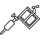 128x128 Tattoo Machine Vectors, Photos And Psd Files Free Download