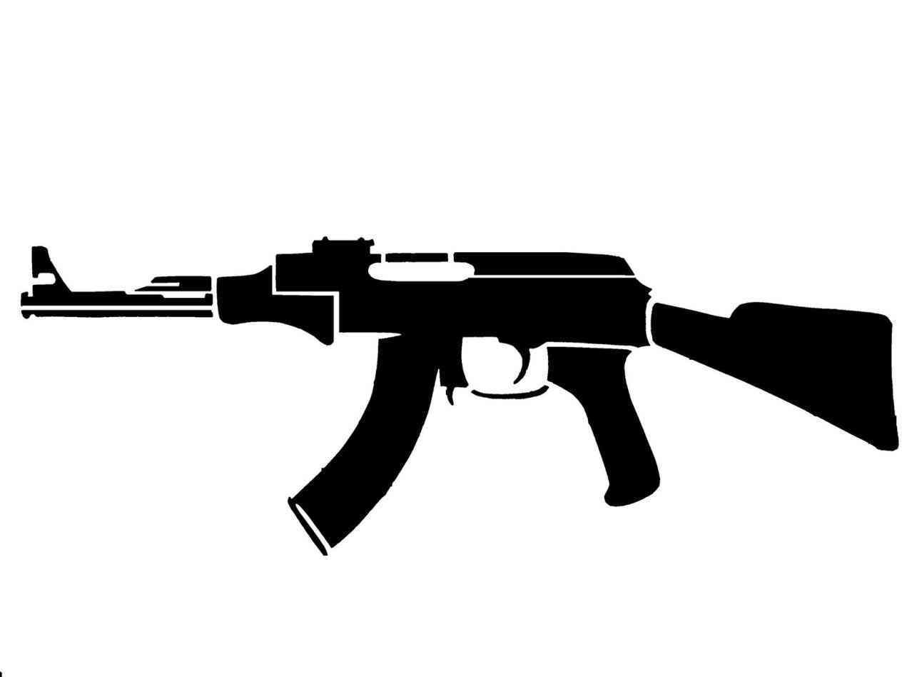 1264x948 Collection Of S Collection Tattoo Gun Silhouette Of S Machine