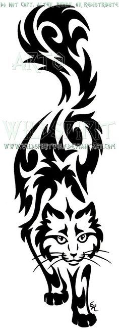 236x659 Image Result For Cat Silhouette Tattoo Designs Scroll Saw