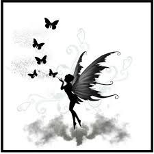 225x225 Image Result For Fairy Tattoo Silhouette Goth Tats