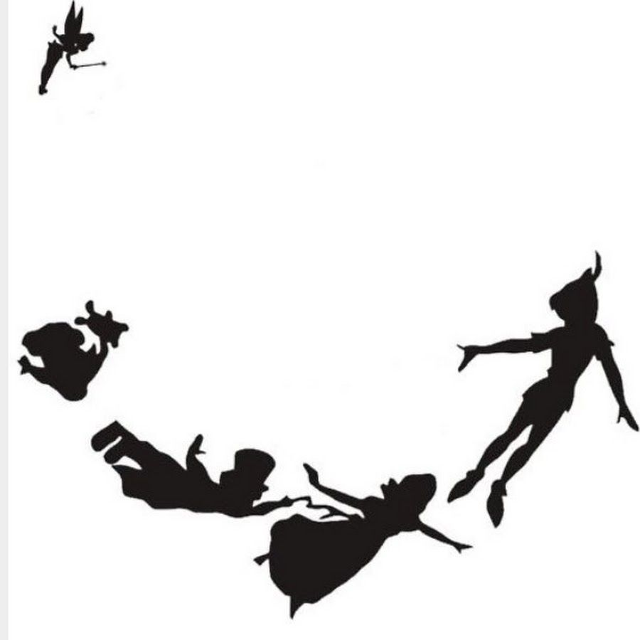 900x900 Image Result For Never Grow Up Peter Pan Tattoo Paper Cutting