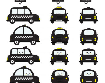 340x270 Taxi Clipart London