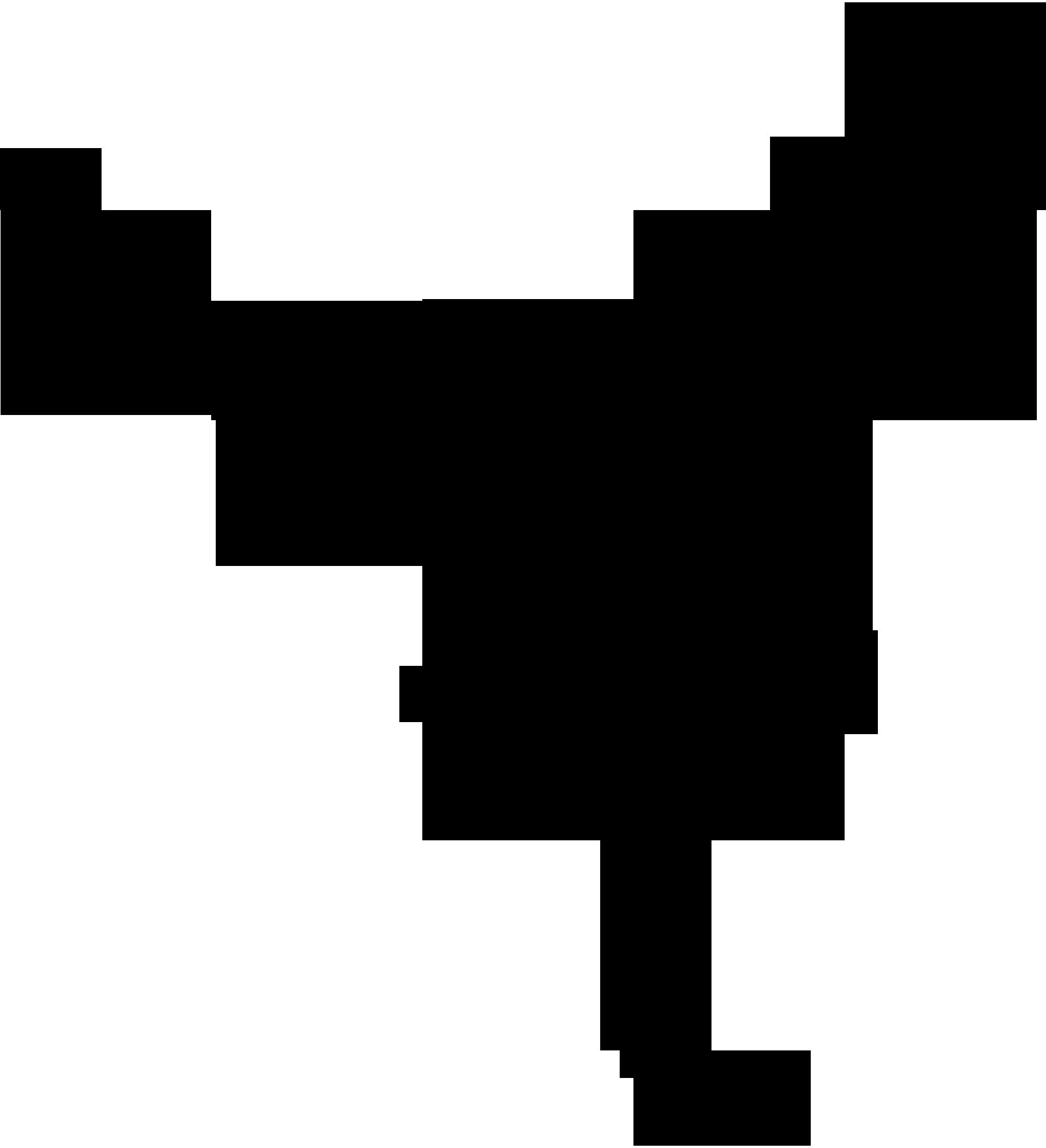 1823x2000 Gymnastics Silhouette Clip Art