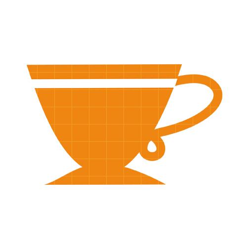 504x504 Tea Cup Teapot Silhouette Vector Illustrations Teacup Clipart