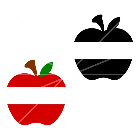 570x570 Split Apple Svg Personalized Apple Svg Teacher Svg Teacher
