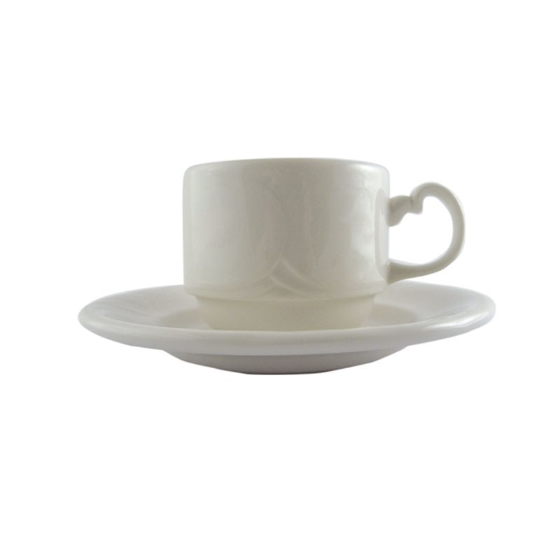800x800 Silhouette 7oz Tea Cup And Saucer China Range Thorns Group