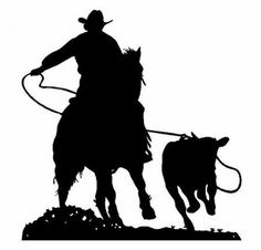 236x226 Western Graphics Team Roping Decal Cricut Explore Amp Cuttlebug