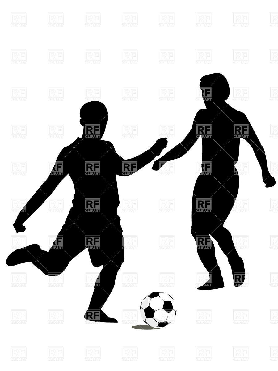 900x1200 Soccer Team Players
