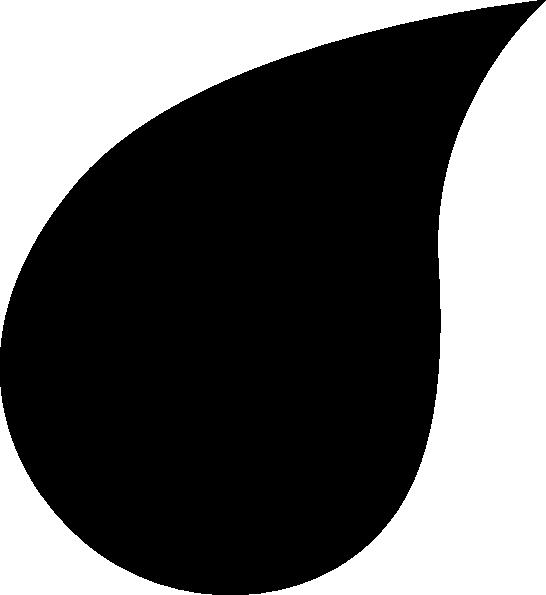 Tear Drop Shape Clipart: Teardrop Silhouette At GetDrawings