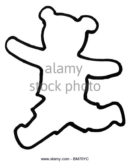 434x540 Running Bear Silhouette Cut Out Stock Images Amp Pictures