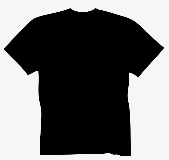 650x618 Men's T Shirt, Short Sleeves, T Shirt, Silhouette Png And Vector
