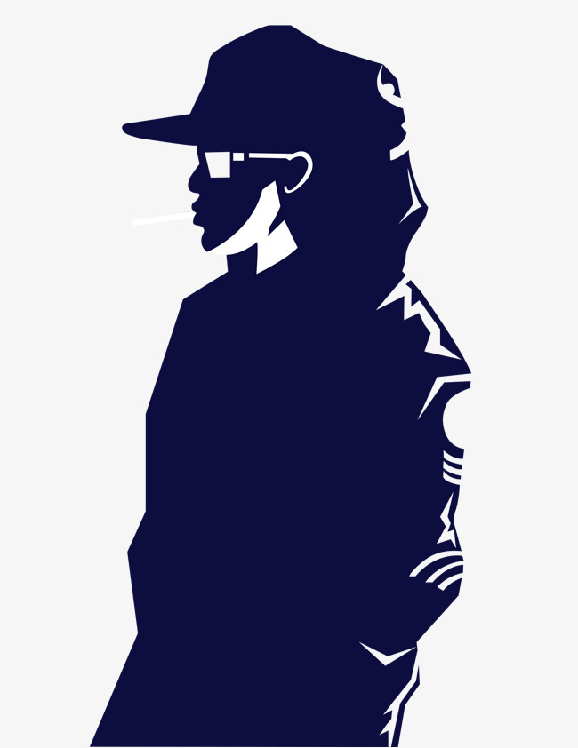 650x842 Teen Personalized Hat Silhouette, Png Material, Wear A Hat