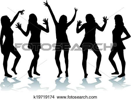 450x345 Silhouette Clipart Teenager