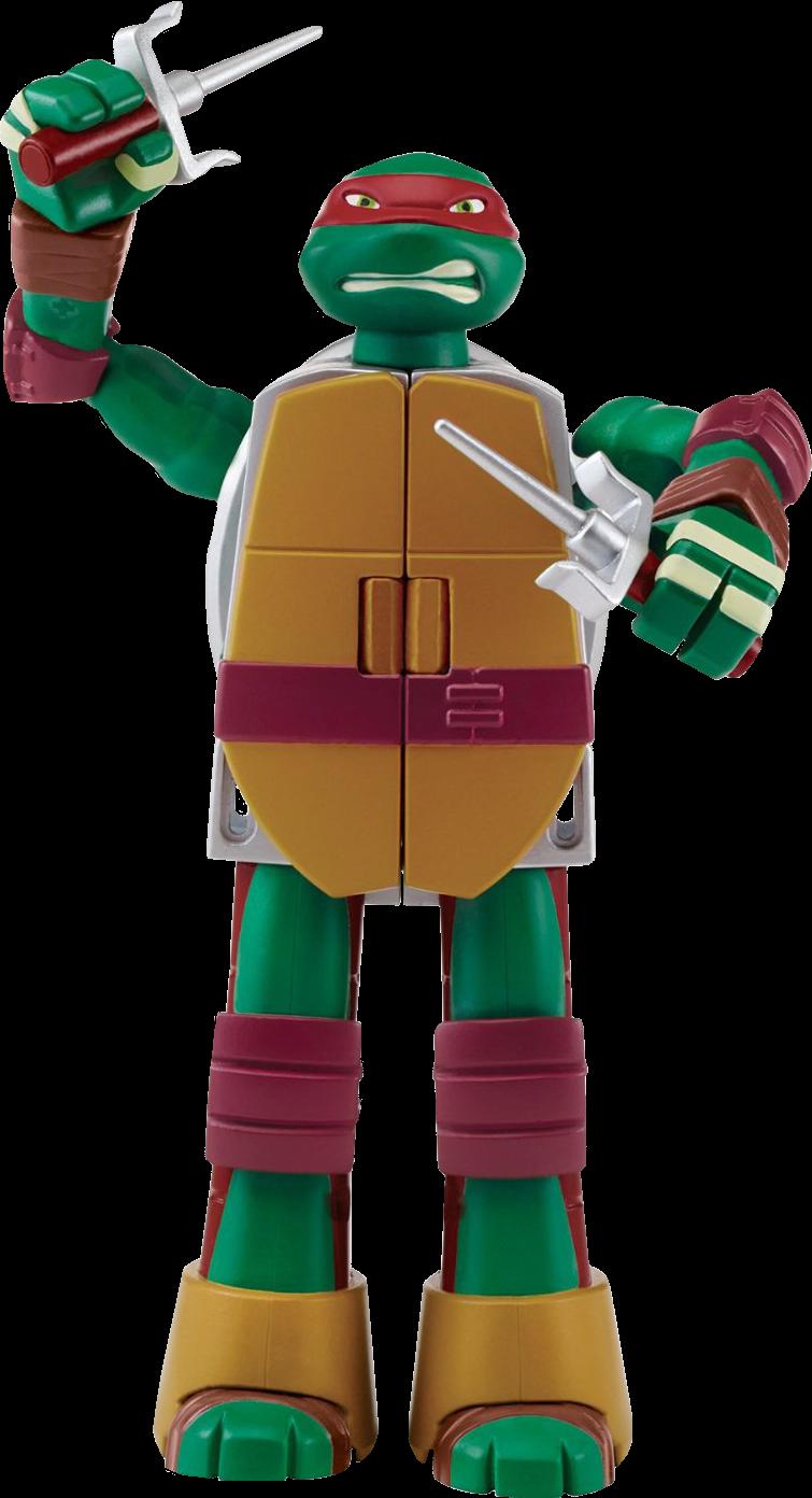 755x1392 Raphael Mutations Weapon Transformer Action Figure Teenage