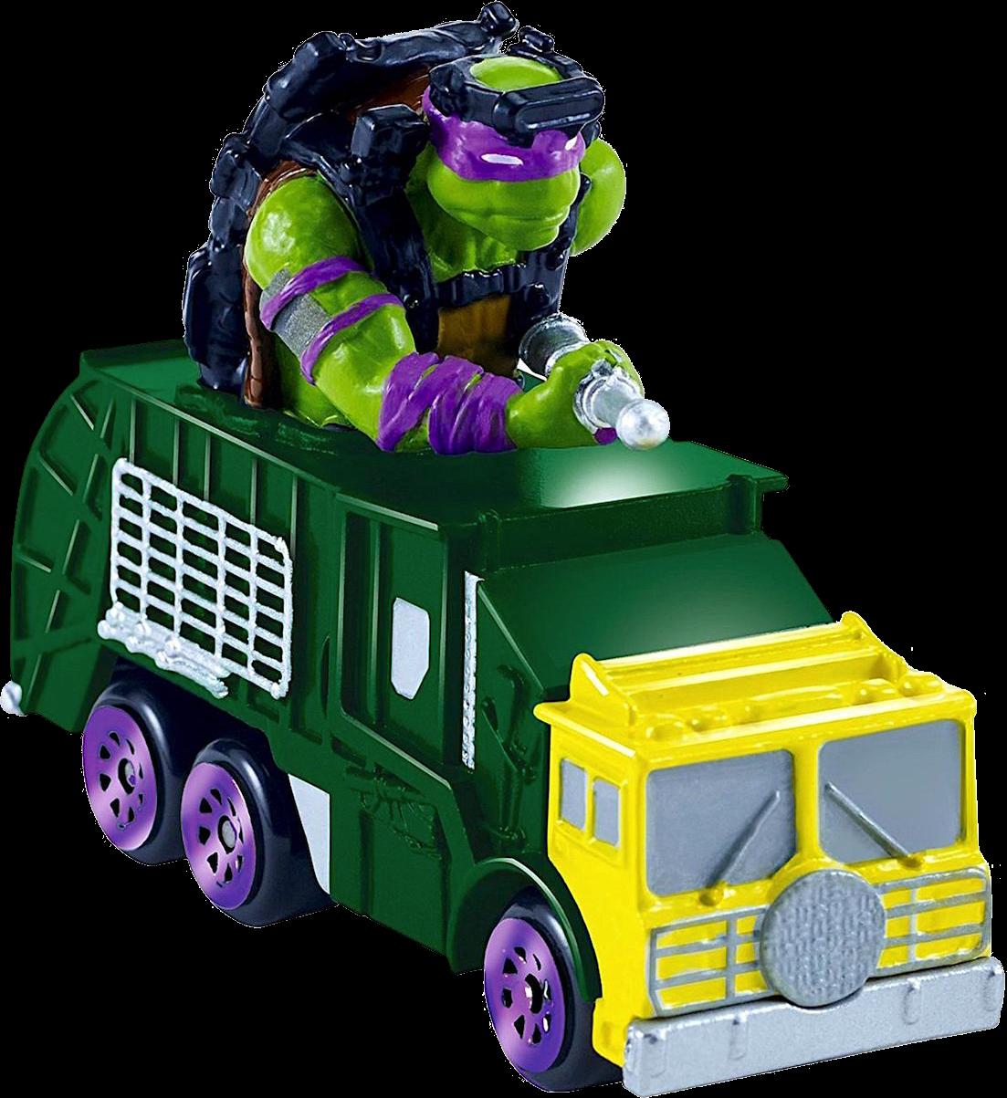 1103x1203 Teenage Mutant Ninja Turtles Out Of The Shadows Die Cast Vehicle