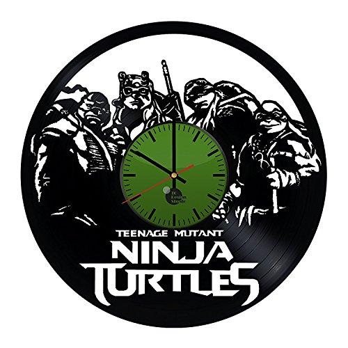 500x500 Teenage Mutant Ninja Turtles Silhouette Vinyl Record