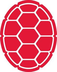 236x296 Ninja Turtle Shell Silhouette