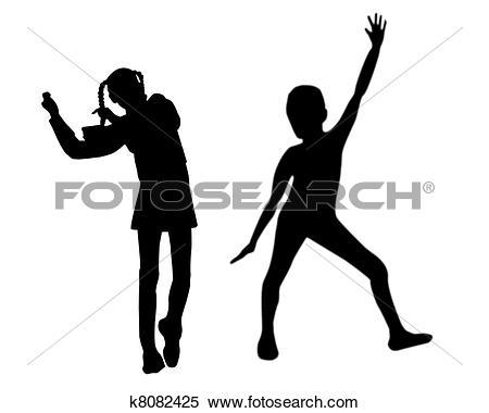 450x380 Danse Clipart Teenager