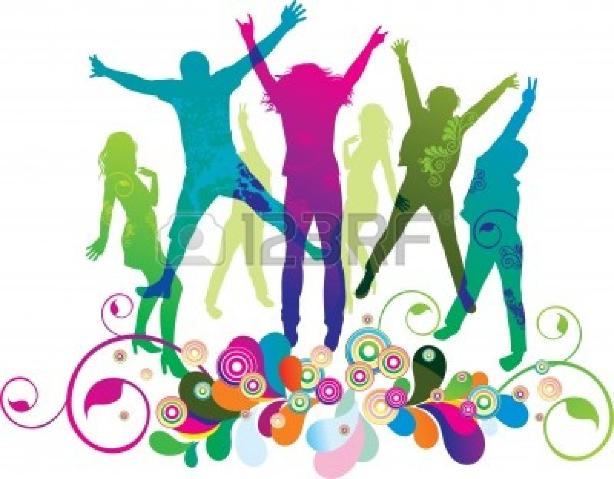 1200x936 Party People Dancing Clipart Panda