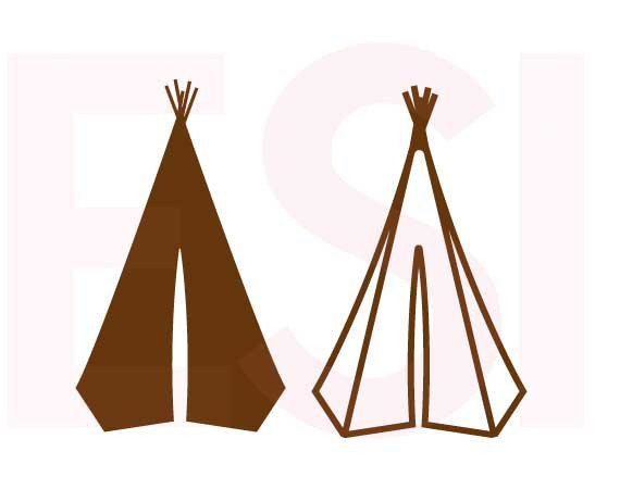 570x450 Camping Teepee Designs