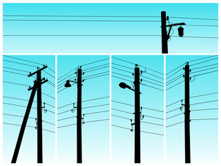 320x240 Telephone Pole Photos, Royalty Free Images, Graphics, Vectors