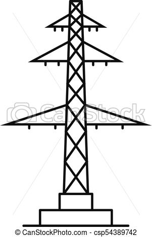 301x470 Telephone Pole Vector Clip Art Illustrations. 244 Telephone Pole