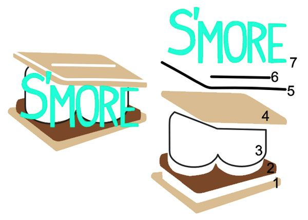 600x428 Camping Decals With Free Silhouette Cut Files Free Silhouette