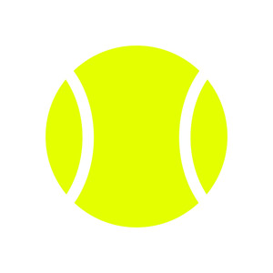 300x300 Tennis Ball Vector Royalty Free Photos And Vectors