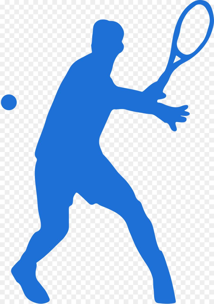 900x1280 Tennis Player Sport Silhouette