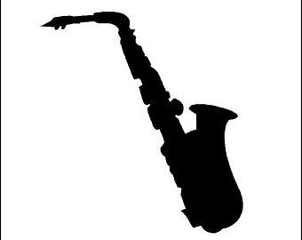 340x270 Saxophone Wall Decor Etsy