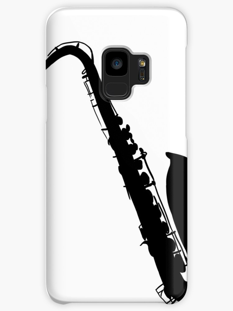 750x1000 Tenor Saxophone Silhouette Cases Amp Skins For Samsung Galaxy By