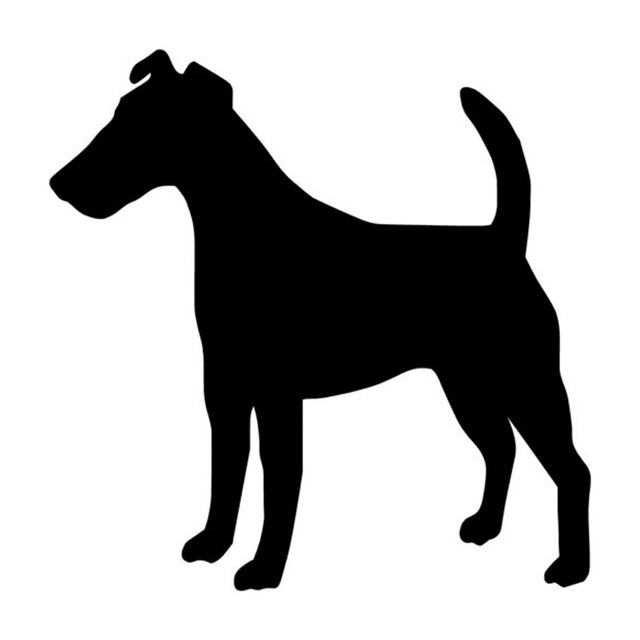 Terrier Silhouette