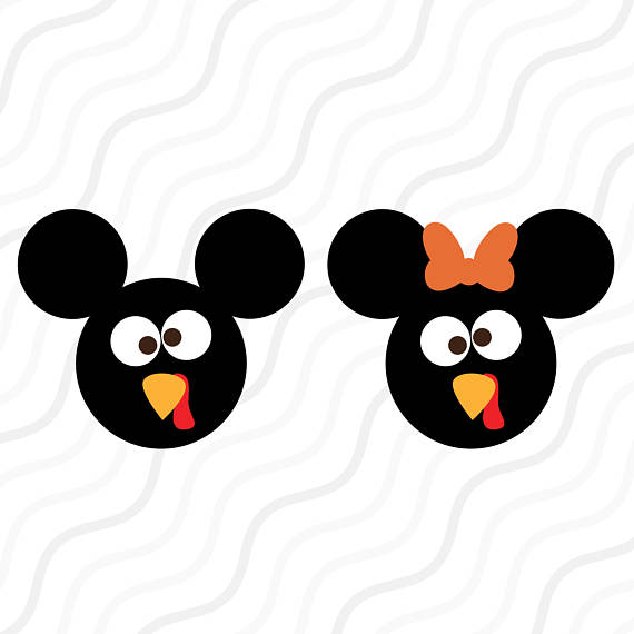 570x570 Turkey Mickey Svg Turkey Svgdisney Thanksgiving Svg Cut