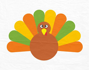 340x270 Turkey Svg Thanksgiving Turkey Svg Thanksgiving Clip Art