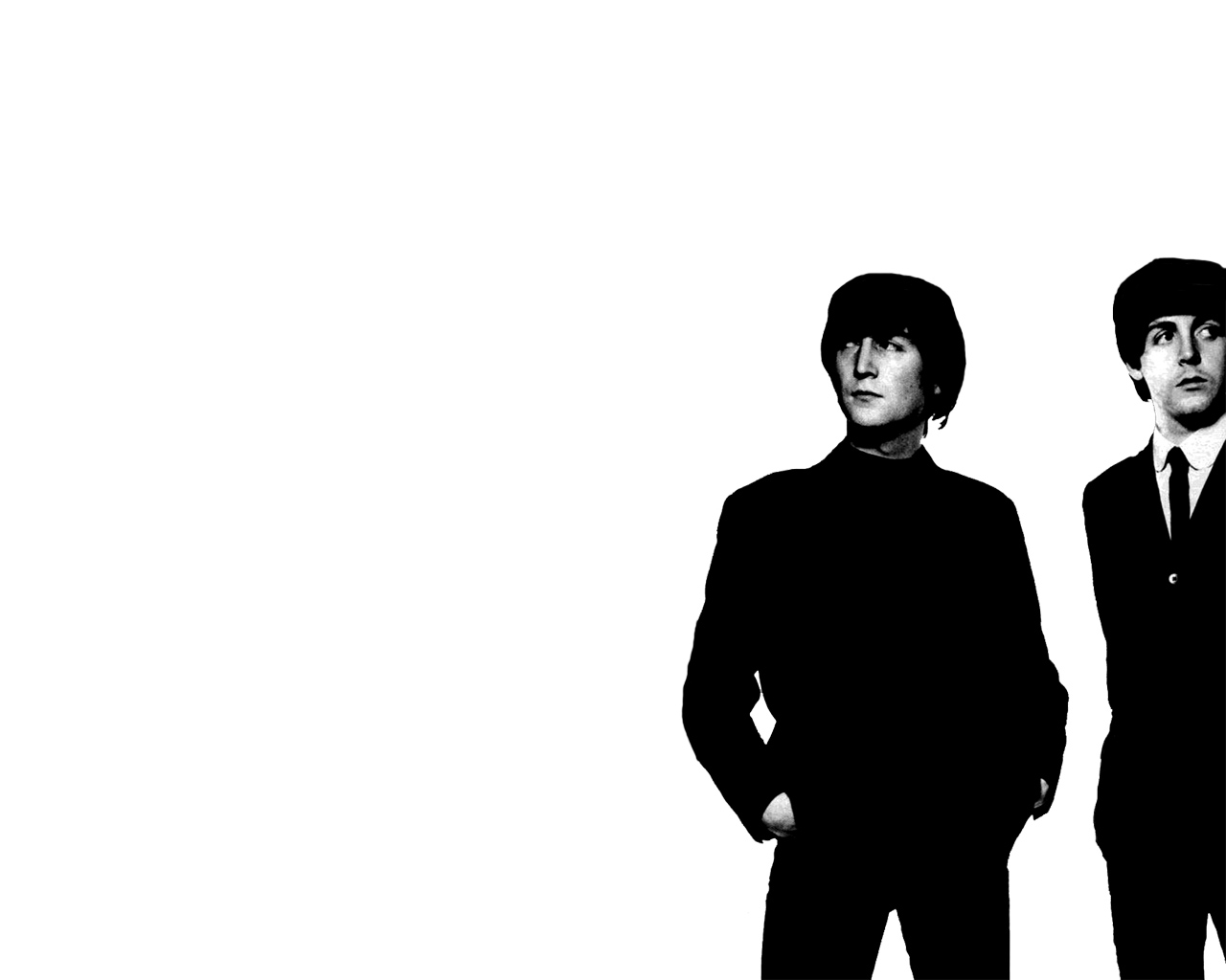 1280x1024 Lennon McCartney 2 By WantFriesWithThat On DeviantArt