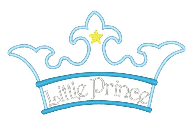 663x431 Little Prince Crown Clipart