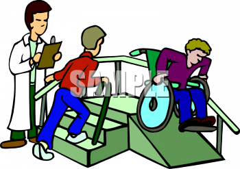 350x247 Physical Therapy Clipart Images