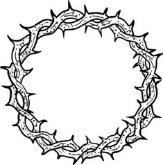235x238 Thorns Crown Ring Clipart Top View Tattoos Crown