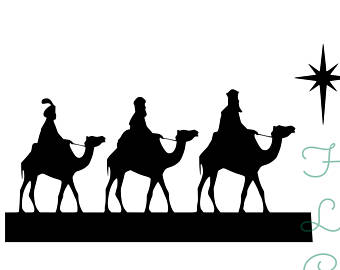 three kings silhouette clip art at getdrawings com free for rh getdrawings com