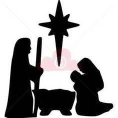 236x236 Resultado De Imagem Para Desenhos Natal Silhouette Christmas