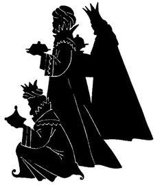 236x270 Three Wise Men Excelente Para Hacer En Repujado! Nacimientos