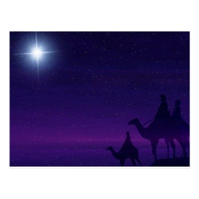 400x400 Wise Men Still Seek Him Christmas Greeting Card
