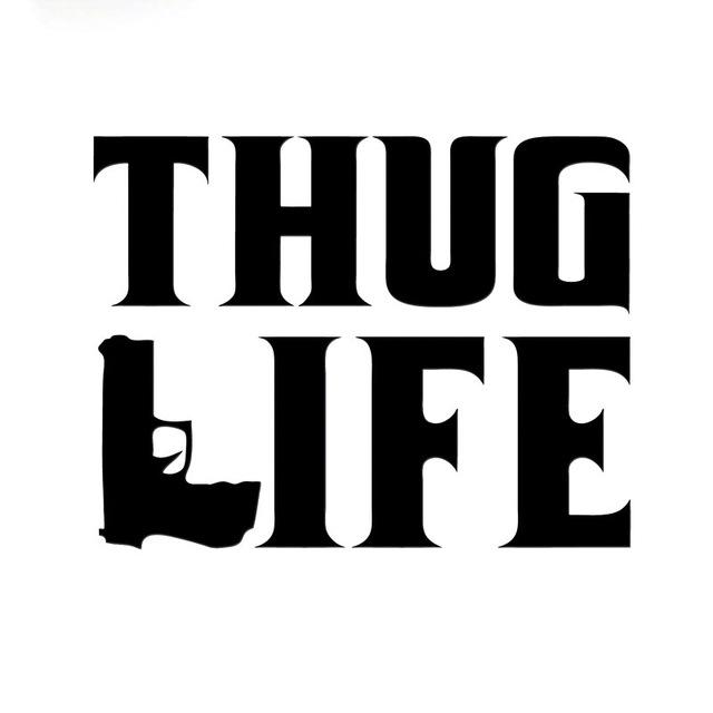 Thug Silhouette