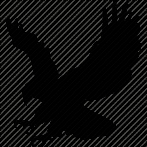 512x512 Eagle, Fauna, Flight, Fly, Free Bird, Freedom, Wild Icon Icon