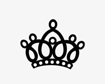 340x270 Awesome To Do Queen Crown Clipart Hello Kitty Pictures Silhouettes