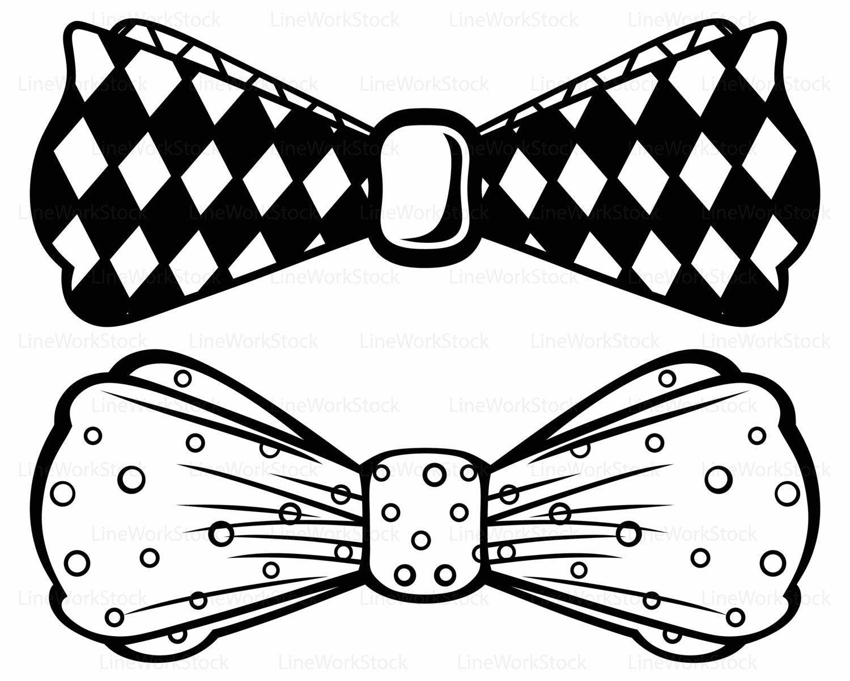 1500x1200 Bow Tie Svgow Tie Clipartow Tie Svgow Tie Silhouetteow Tie