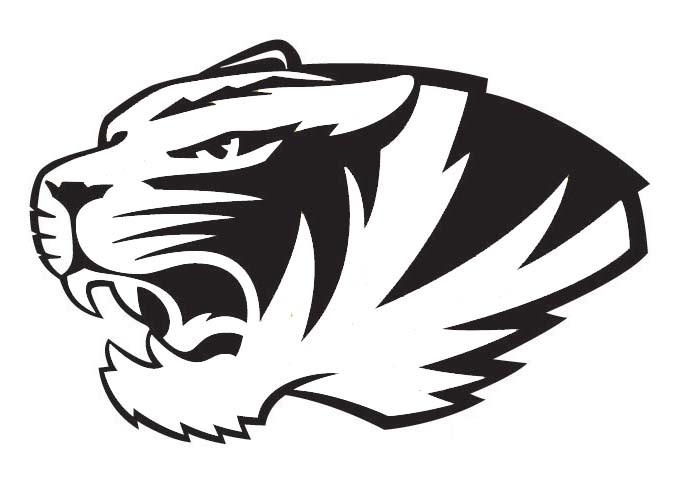 683x504 Tiger Head By Degecorner