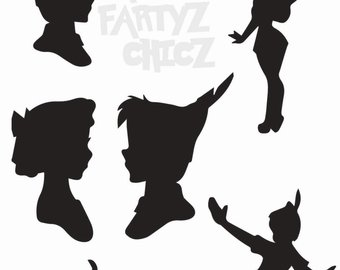 340x270 Peter Pan Clipart Etsy